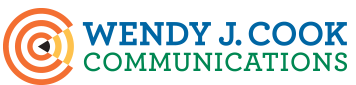 PWendy J. Cook Communications Writing, editing and related services for evidence-based advisers